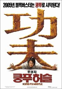 Постер Разборки в стиле Кунг-фу