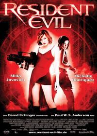 Постер Обитель зла
