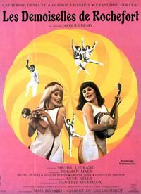 Постер Девушки из Рошфора