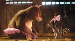 "Кадр из фильма ""Мадагаскар3"" - 1"