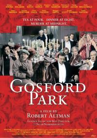 Постер Госфорд парк
