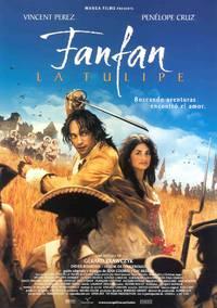 Постер Фанфан-тюльпан