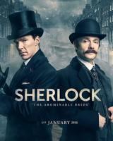 """Постер из фильма """"Шерлок"""" - 4"""