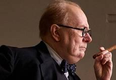 Гари Олдмана не узнать в образе Уинстона Черчилля
