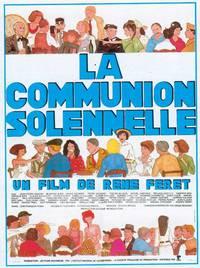 Постер Торжественное причастие