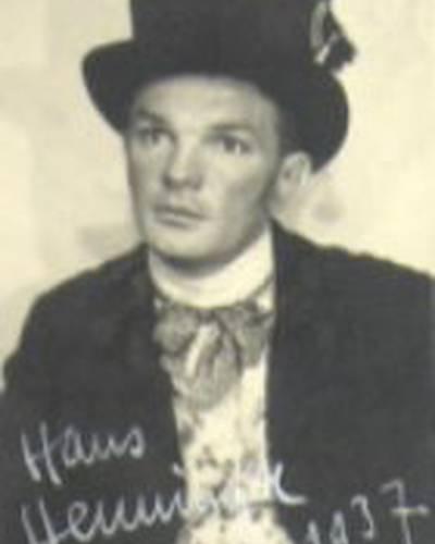 Hans Henninger фото