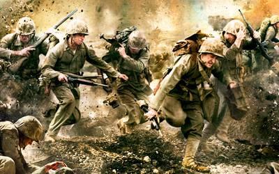 5 лучших военных сериалов