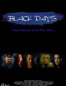 Черные дни