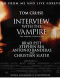 """Постер из фильма """"Интервью с вампиром"""" - 1"""