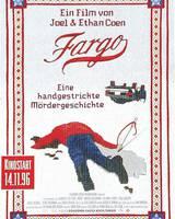 """Постер из фильма """"Фарго"""" - 9"""
