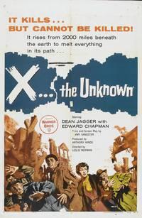 Постер Икс: Неизвестное