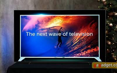 Когда нет сил дойти до кинотеатра – видеообзор нового телевизора Philips