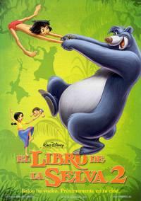 Постер Книга джунглей 2