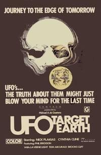 Постер UFO: Target Earth