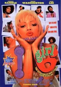 Постер Девушка №6