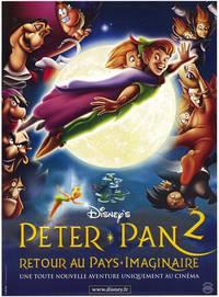 Постер Питер Пэн: Возвращение в Нетландию