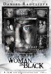 Постер Женщина в черном