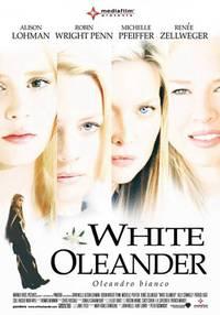 Постер Белый Олеандр