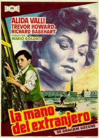 Постер Рука незнакомца