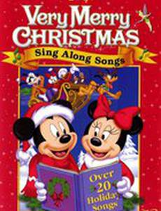 Very Merry Christmas Sing Along Songs (видео)