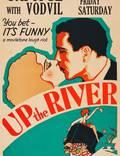 """Постер из фильма """"Вверх по реке"""" - 1"""