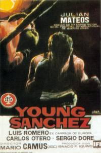 Постер Юный Санчес