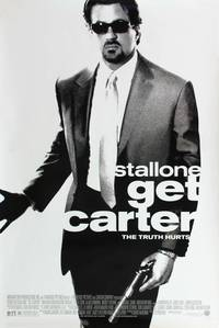 Постер Убрать Картера