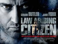 Постер Законопослушный гражданин