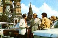 Кадр Невероятные приключения итальянцев в России
