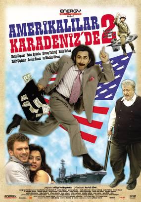 Американцы на Черном море 2