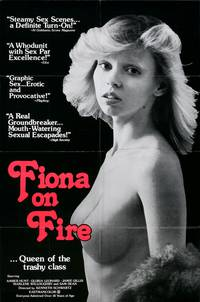 Постер Фиона в огне