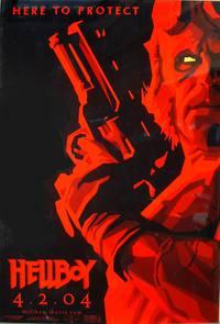 Постер Хеллбой: Герой из пекла