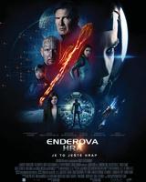 """Постер из фильма """"Игра Эндера"""" - 7"""