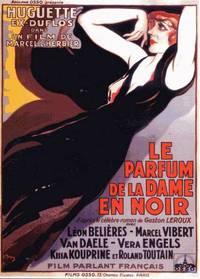 Постер Le parfum de la dame en noir