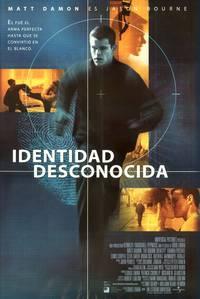 Постер Идентификация Борна