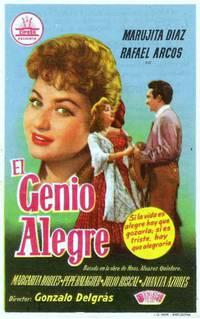 Постер El genio alegre
