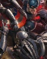 """Постер из фильма """"Мстители: Эра Альтрона 3D"""" - 9"""