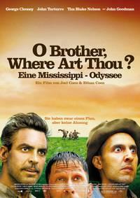 Постер О, где же ты, брат?