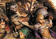 Warner Bros. экранизирует Dungeons & Dragons