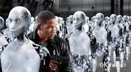 """Кадр из фильма """"Я, робот"""" - 2"""
