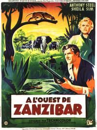 Постер Запад Занзибара