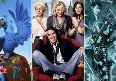 Премьеры четверга, 7 апреля 2011 года