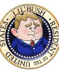 Малыш Буш: Резидент Соединенных Штатов