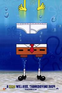 Постер Губка Боб – квадратные штаны