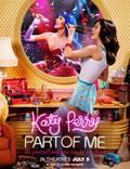 """Постер из фильма """"Кэти Перри: Частичка меня"""" - 1"""