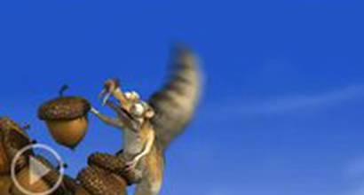 Минифильм «Гонка за орехом»