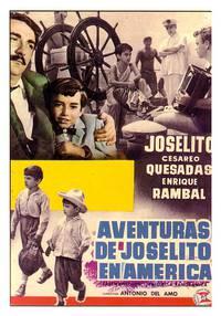 Постер Приключения Хоселито в Америке