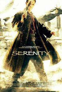 Постер Миссия «Серенити»
