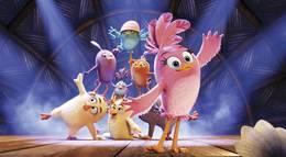 """Кадр из фильма """"Angry Birds в кино"""" - 1"""