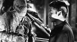 "Кадр из фильма ""Гробница мумии"" - 2"